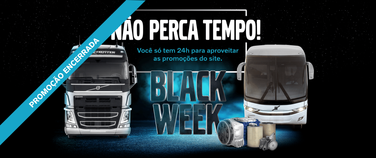 Black Week Volvo.