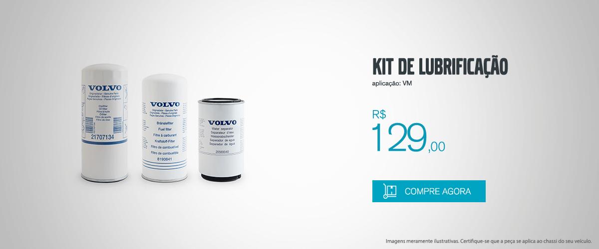 Kit de Lubrificação