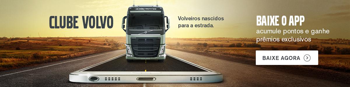 APP Clube Volvo