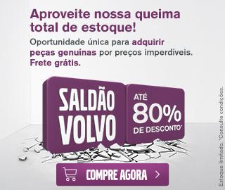 SALDÃO DE PEÇAS VOLVO